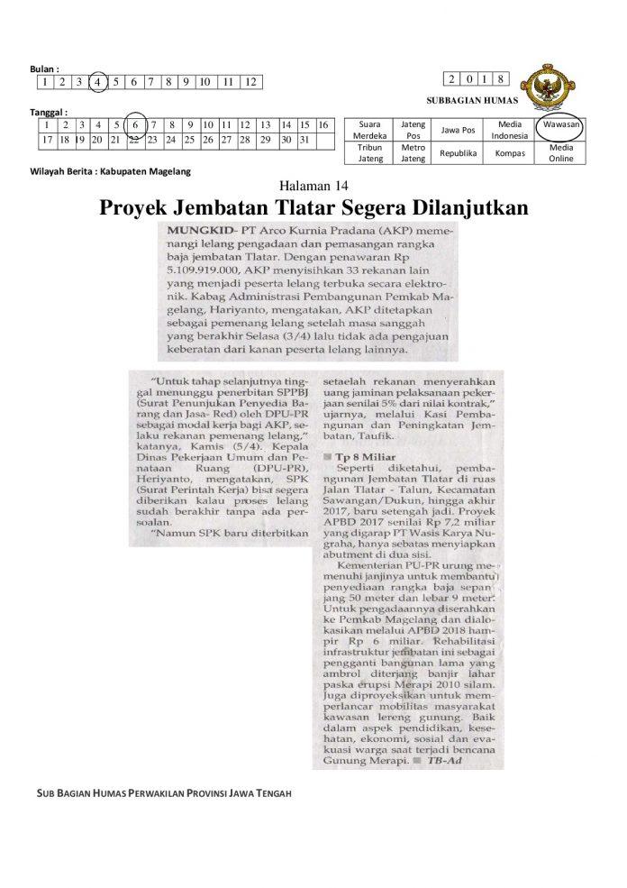 Bpk Perwakilan Propinsi Jawa Tengah Bpk Perwakilan